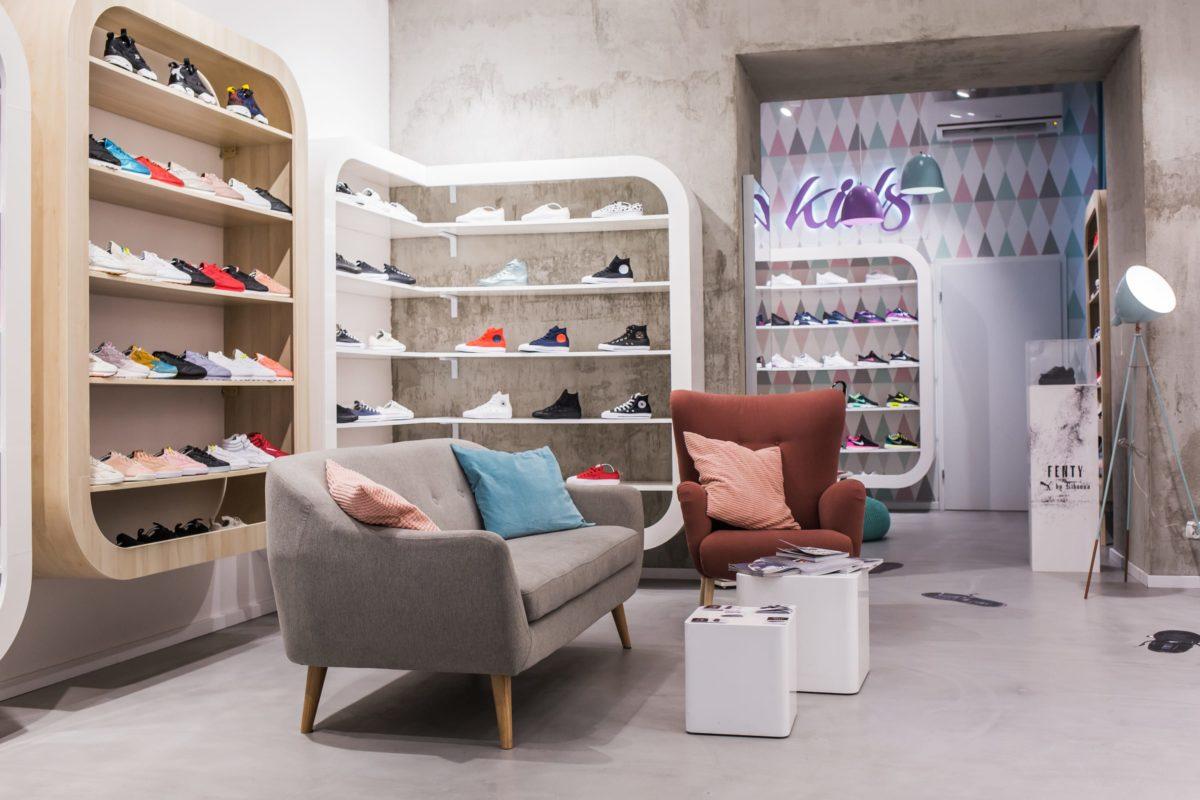 SneakerStudio.pl fotografia produktowa, fotografia reklamowa Kraków