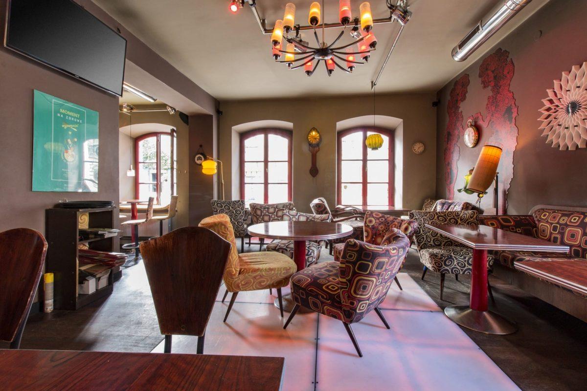 Fotografia wnętrz restauracja Moment Resto Bar Kraków