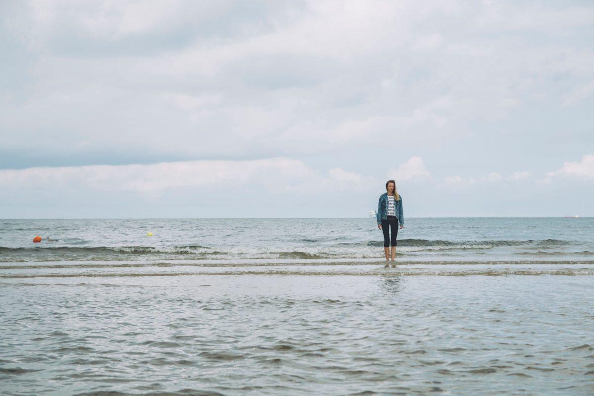sesja dla par, sesja narzeczeńska morze bałtyckie, bałtyk, baltic sea