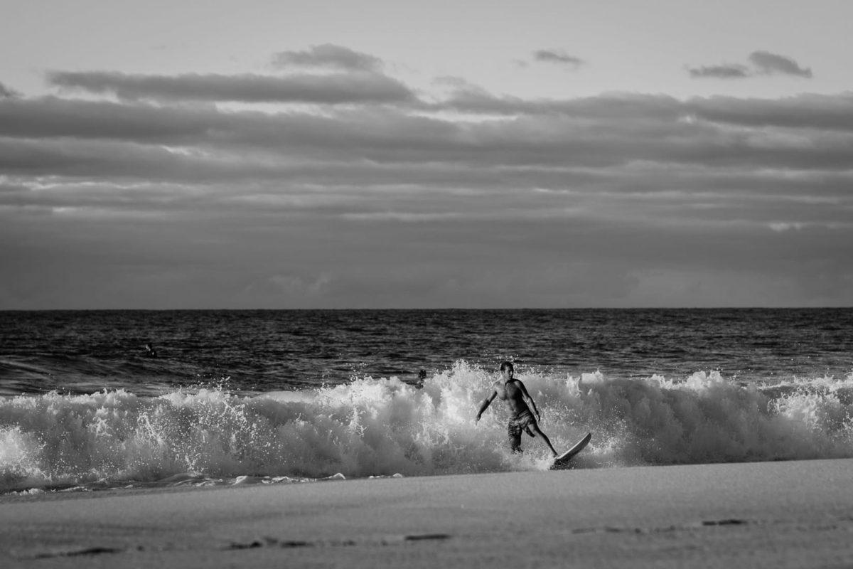 Hawaje 2017, Hawaii, Oahu, Honolulu, Sunset Beach surf