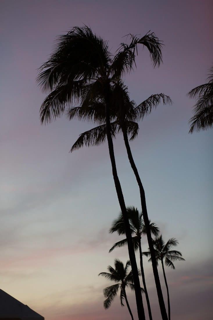 Hawaje 2017, Hawaii, Oahu, Honolulu waikiki beach